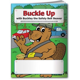 Company Coloring Book: Buckle Up