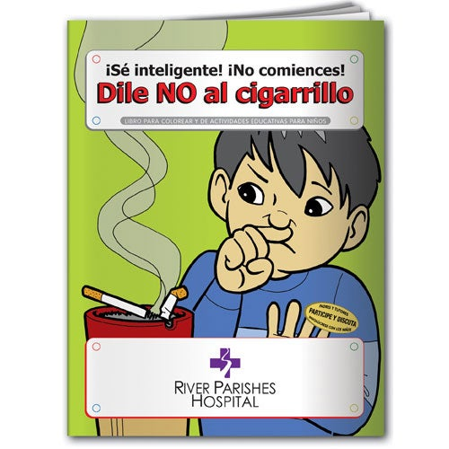 See Item Say No to Smoking Coloring Book