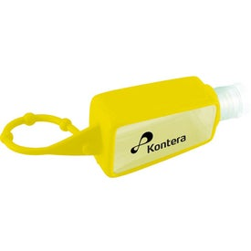 Color Pop Hand Sanitizer Imprinted with Your Logo