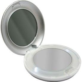 Company Folding Compact LED Mirror