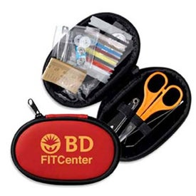 Combination Kit Nail Care and Sewing Kit Branded with Your Logo