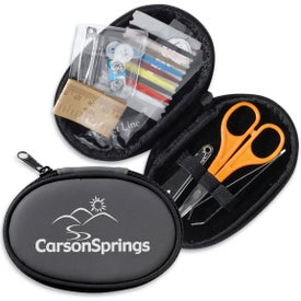 Combination Kit Nail Care and Sewing Kit
