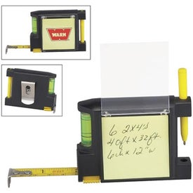 Combo Tape Measure / Level for Marketing
