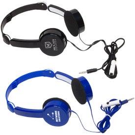 Compact Folding Headphones