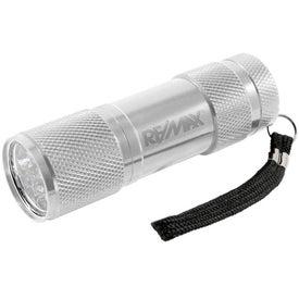 Printed Compact Metal Flashlight