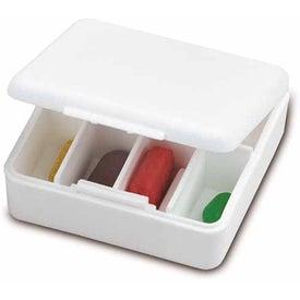 Customized Compact Pill Box