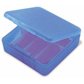 Compact Pill Box for Customization