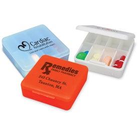 Compact Pill Box