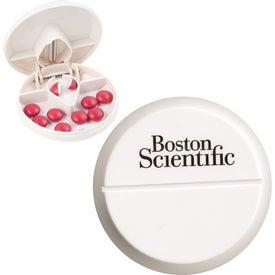 Compact Pill Cutter and Dispenser