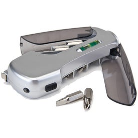 Compact Travel Tool Imprinted with Your Logo