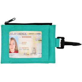 Compact Travel Wallet for Promotion