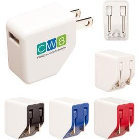 USB A/C Adapter