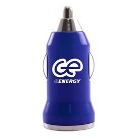 Customized Compact USB Car Charger