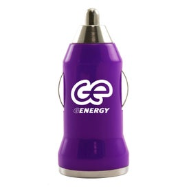 Compact USB Car Charger for Your Church