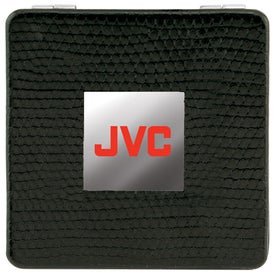 Compacts Mirrors Branded with Your Logo