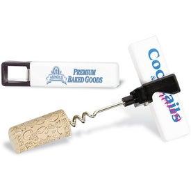 Printed Companion Cork Screw