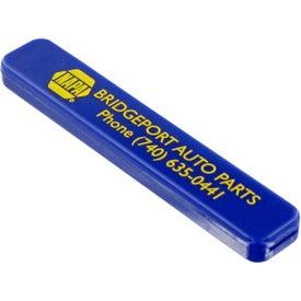 Advertising Companion Slide Blade Pocket Knife
