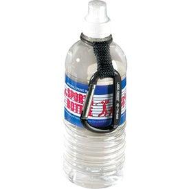 Logo Companion Water Bottle Carabiner