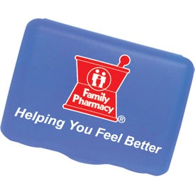 Printed Companion Care First Aid Kit