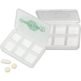 Customized Compartment Pill Box