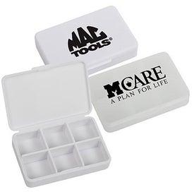 Compartment Pill Box