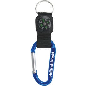Compass Carabiners Giveaways