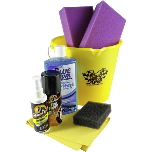 Car Wash Kit >> Promotional Complete Car Wash Kits With Custom Logo For 15 30 Ea