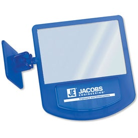 Computer Adjust-A-Mirror with Your Logo