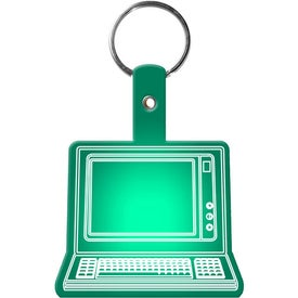 Advertising Computer Key Tag