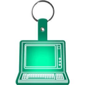 Advertising Computer Key Tag