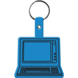 Company Computer Key Tag