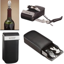 Branded Concord Travel Wine Set