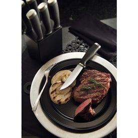 Connoisseur Steak Knife Set for Your Company