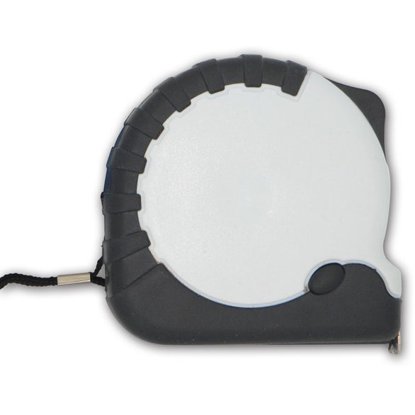 White / Black Construction Pro Tape Measure