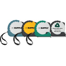 Construction Pro 25' Tape Measure with Your Logo