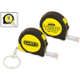 Construction-Pro 3' Tape Measure Printed with Your Logo