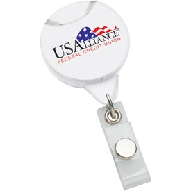 Contempo Secure-A-Badge Holder with Your Logo