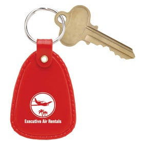 Continental Key Fob Printed with Your Logo