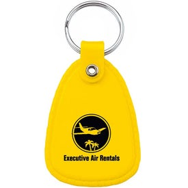 Imprinted Continental Key Fob