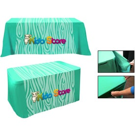 Convertible Table Cover Fits 4 Foot Standard Table