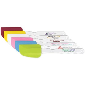 Advertising Cook's-Favorite Wide, Silicone Spatula
