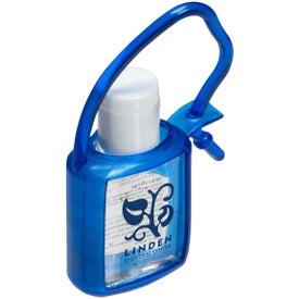 Custom Cool Clip Hand Sanitizer