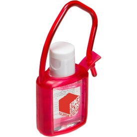 Monogrammed Cool Clip Hand Sanitizer