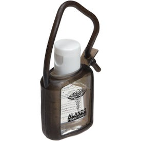 Printed Cool Clip Hand Sanitizer
