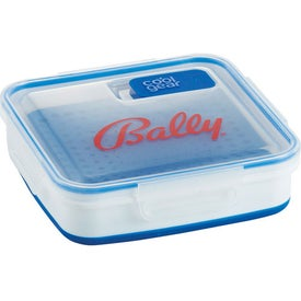 Monogrammed Cool Gear Collapsible Storage And Steamer To Go