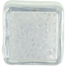 Promotional Clear Ultra Glow Ice Cube