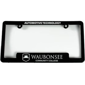 Corner View Frame Branded with Your Logo