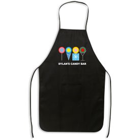 Cotton Canvas Apron Printed with Your Logo