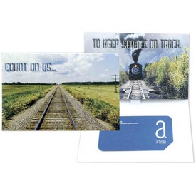 Count on Us Ring Card