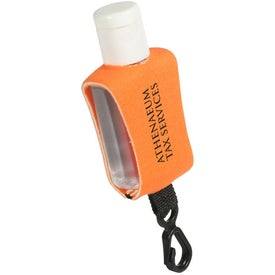 Cozy Clip Hand Sanitizer for Promotion